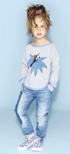 Little Marc Jacobs spring 2015 characters - Fannice Kids Fashion Little Fashionista, Little Kid Fashion, Kids Fashion, Little Marc Jacobs, Kid Styles, Kind Mode, Kids Wear, Kids Girls, Cute Kids