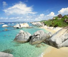 The Baths ... Virgin Gorda, British Virgin Islands