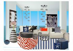 Living room moodboard by A-Interior Designs