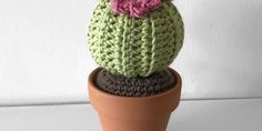In this 4 part mini series I will be giving you 4 detailed posts on how to make your own variations of Cacti. This pattern is for theround barrel cactus. These cacti patterns are also incredibly a…
