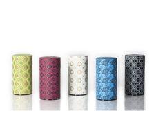 Tea storage tins - love these!!
