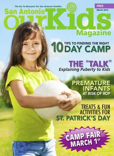 Our kids magazine march 2015