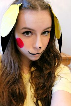 Bunny Makeup/ Halloween Makeup | HALLOWEEN | Pinterest | Bunny ...