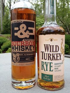 new American whiskeys strive for maximum versatility