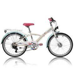 justine haar fiets!