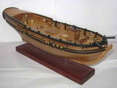 HM Brig Badger - HM Brig Badger - Gallery - Model Ship World
