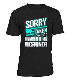 Best Commercial Interior Designer front 1 Shirt