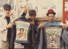 Youth Culture and Energy of the 80s New York