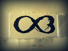 infinity heart.