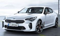 Review Kia StingerCars Latest in the year 2017 - OTOMOTIQ