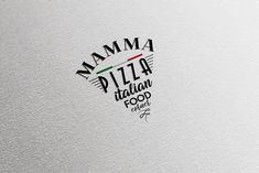 Création de logo pour pizzeria, logo personnalisable et disponible ! #graphiste #logo #pizzeria #entreprise #marseille #paris #draguignan #toulon #italie