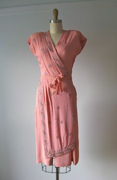 Dresses from the 1930s | 1930s dress | Adornment et Moi