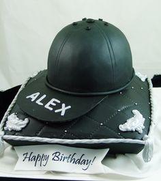 Baseball Hat Cake Custom Birthday Cakes Adult