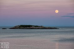 Full Buck Moon over Ram Island https://wednesdaysinmhd.com/2017/01/12/full-buck-moon-over-ram-island-2/ The full moon is rising tonight but I won't have a chance to capture it. Instead, I looked through my to-be-published archive and found this image of the full buck moon from July 2016 rising over Ram Island. The sun had just dipped below the horizon (after 8:00pm!) and lent the sky a p...