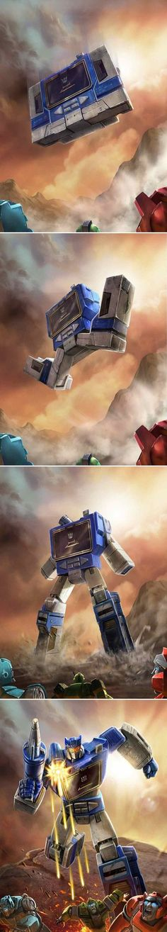TRANSFORMERS LEGENDS SOUNDWAY by manbu1977 on DeviantArt