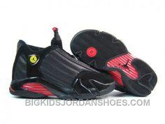 2012 Top A Women Nike Jordan 14 Authentic Leather Shoes (Black/Red) Air Jordan Retro, Air Jordan 14, Nike Air Max 2012, Nike Air Max For Women, Air Jordan Shoes, Jordan Xiv, Jordan Sneakers, Basketball Sneakers, Women Nike