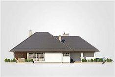 Projekt domu Morgan III 107,05 m2 - koszt budowy - EXTRADOM Outdoor Decor, Home Decor, Projects, Decoration Home, Room Decor, Home Interior Design, Home Decoration, Interior Design