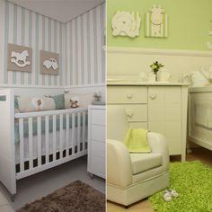 Quartos de bebê: veja decorações de quartos de bebê para meninos - Casa - GNT