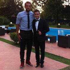 Marco Belinelli-<3 the outfit!!