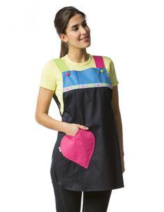 delantales para maestras - Buscar con Google Baby Boom, Chef, Scrubs, Couture, Female, Shirts, Aprons, Amelia, Modern Decor