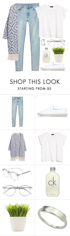 """fringe"" by annamalana on Polyvore featuring Monki, Topshop, MANGO, Wildfox, Calvin Klein and Dot & Bo"
