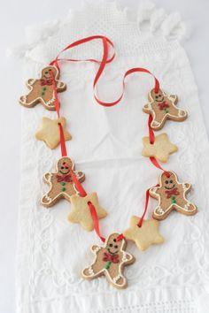 Collana di Gingerbread – La Cucina Psicola(va)bile di Iaia & Maghetta Streghetta