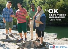 Check out Pete & Brigette's review of Grown Ups 2 here: http://chaptersandscenes.wordpress.com/2014/03/25/pete-and-brigette-review-grown-ups-2/