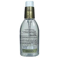 Organix Coconut Milk Serum 118ml £5.99