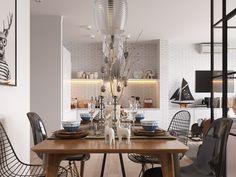 Nordic Home Et Cetera Eclectic Living Room, Living Room Designs, Studio Interior, Home Interior Design, Wall Design, House Design, Nordic Home, Living Styles, Apartment Design
