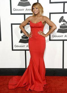 Tamar Braxton: 2014 Grammy Awards