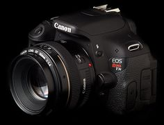 Canon EOS Rebel T3i I want this