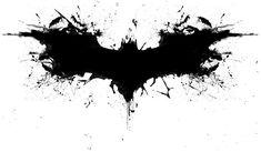 The Dark Knight Rises Logo by MoonIllustrator on deviantART Batman Logo Tattoo, Batman Symbol Tattoos, Batman Poster, Batman Art, Batman And Superman, The Dark Knight Rises, Batman The Dark Knight, Female Joker, Knight Tattoo