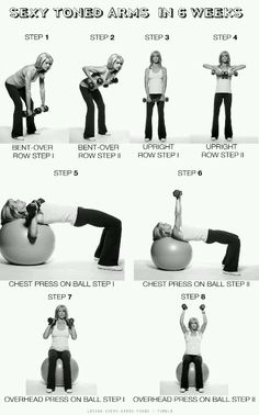 arm workout.