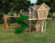"""Check out new work on my @Behance portfolio: """"Playground, Tree House"""" http://be.net/gallery/60714427/Playground-Tree-House"""