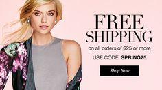 FREE SHIPPING!!!!! Remember CODE: SPRING25 Go to youravon.com/tanyanesbitt