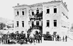 Yanya / 1906 | Eski Türkiye Fotoğrafları Arşivi Istanbul, Greece, Ottoman, Photo Wall, Europe, Island, Places, Lost, Travel