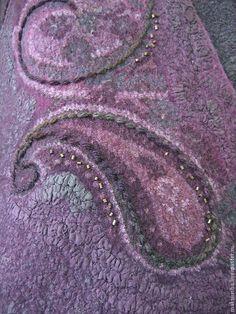 Купить Жакет женский валяный Восточный огурец в интернет магазине на Ярмарке Мастеров