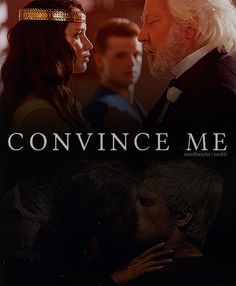Hunger Games Katniss and President Snow