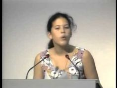 "Must Watch. ""I AM FIGHTING FOR MY FUTURE...YOU ADULTS MUST CHANGE YOUR WAYS"".  Severn Cullis-Suzuki at Rio Summit -  An incredible video of a young girl who at 12 years old, spoke to the U.N. assembly in Brazil. She called out the politicians before her about her future and left them speechless. We need to get smart about climate change and the legacy we leave our youth. You Tube"