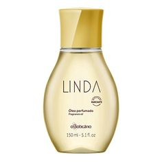Linha Linda Boticario  Oleo Corporal Perfumado 150 Ml  Boticario Linda Collection  Perfumed Body Oil 507 Fl Oz -- Want to know more, click on the image.