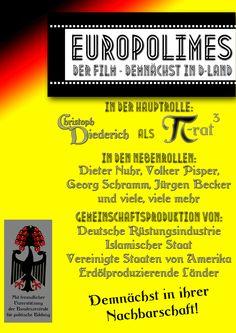 Kunst & Kultur: Filmempfehlung - Europolimes - Der Film