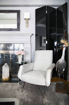 Preciously Me blog : Ryan Korban's Glamorous Home