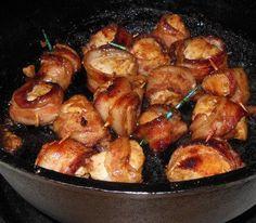 dutch oven bacon chicken nuggets recipe                                                                                                                                                     More