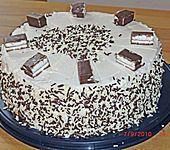 Rezept: Kinderpingui - Torte