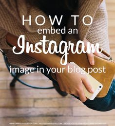 how to embed instagr