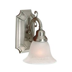 Millennium Lighting Satin Nickel Bathroom Vanity Light $43.90