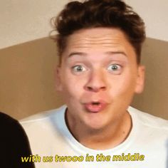 I mean the title says it all! A bunch of gifs of the Buttercream Squa… Fanfiction Anna Maynard, Connor Maynard, Jack And Conor Maynard, Wesley Johnson, Buttercream Squad, Sam Riley, Yours Sincerely, Youtube Movies, Vlog Squad