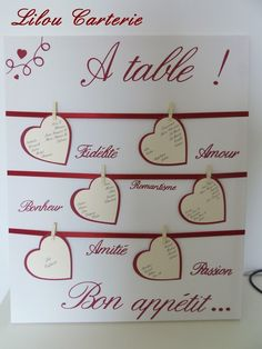 Love theme wedding table plan - New Ideas Red Wedding, Wedding Table, 21st Birthday Cards, Bride Tiara, Wedding Headband, Practical Gifts, Table Plans, Planer, Reception