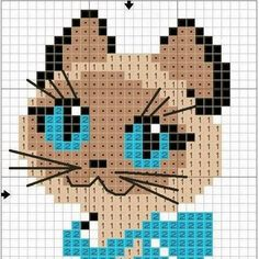 Thrilling Designing Your Own Cross Stitch Embroidery Patterns Ideas. Exhilarating Designing Your Own Cross Stitch Embroidery Patterns Ideas. Mini Cross Stitch, Cross Stitch Kits, Counted Cross Stitch Patterns, Cross Stitch Designs, Cross Stitch Embroidery, Cat Cross Stitches, Cross Stitching, Learn Embroidery, Embroidery Patterns