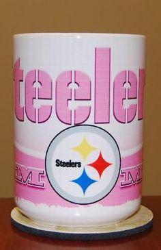 Pittsburgh Steelers - want this mug!!